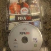 Gra Fifa 2008 Ps3